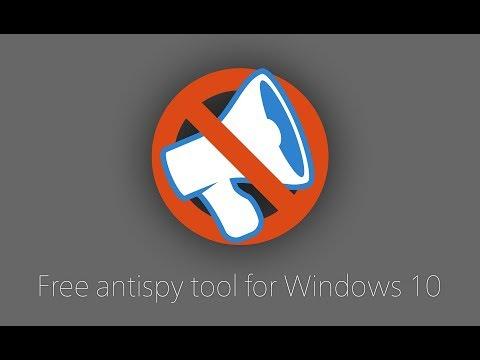 O&O ShutUp10 - Free Antispy Tool For Windows 10