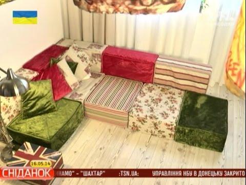 Як зробити диван-трансформер