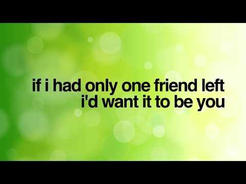 One Friend | Dan Seals | Cover (Lyrics)