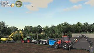 Abattage & Transport Fendt 900 TMS Vario | Farming Simulator 19