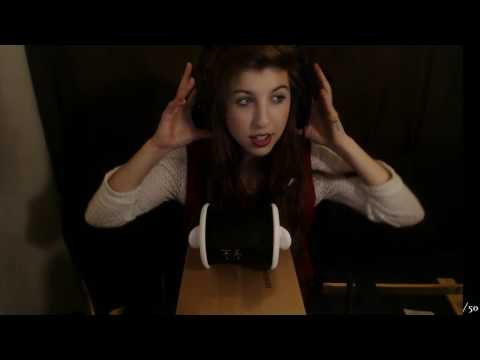 ASMR Ear Play & Mouth Sounds