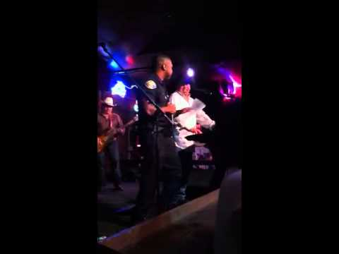 Long Beach Police Karaoke