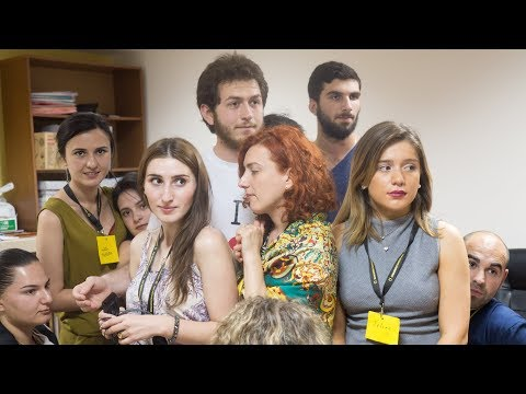 Human Rights House Tbilisi Summer School for Human Rights