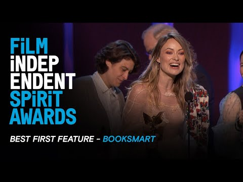 BOOKSMART wins Best First Feature at the 35th Film Independent Spirit Awards