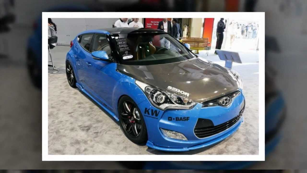 Hyundai Veloster Modified Youtube