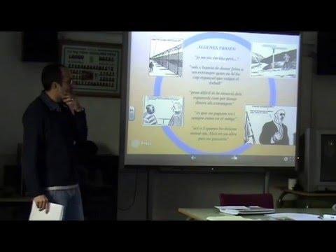 Inmigració, Educació i Solidaritat. Material per al tractament en l'aula. Nicolau Climent Professor de Secundària.