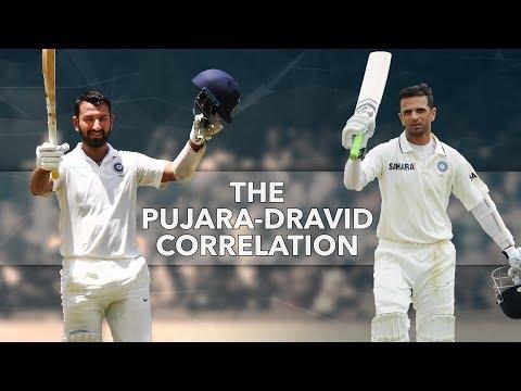 Pujara and Dravid are not only similar batsmen but also similar individuals - Harsha Bhogle Mp3