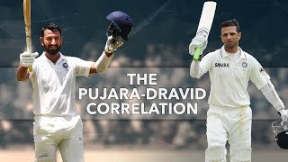 Pujara and Dravid are not only similar batsmen but also similar individuals - Harsha Bhogle