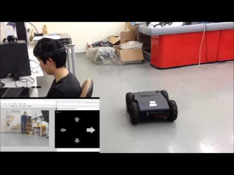 Brain Actuated Mobile Robot Using Neural Signals as an Assistive Home Technology