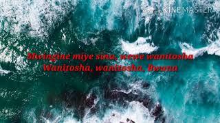 Eunice Njeri - UNATOSHA lyrics
