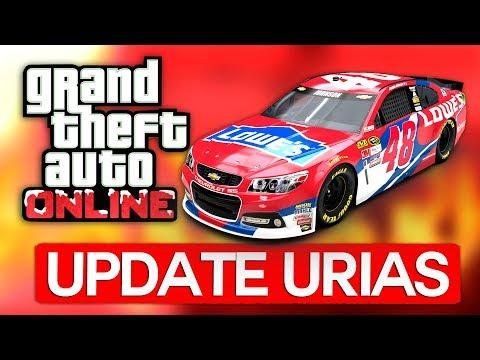 Update URIAS pe GTA Online! (Trebuie vazut)