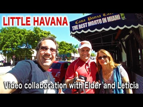 Miami: Little Havana. Video collaboration with Elder and Leticia