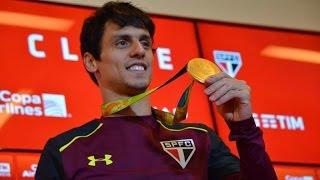 Rodrigo Caio ● Defensive Skills & Goals ● São Paulo FC/Brasil ● 2016/2017 ● HD