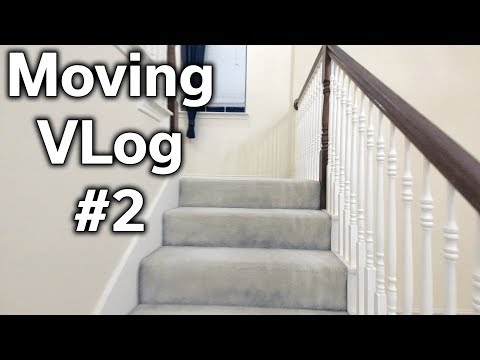 Moving VLog #2 - Second Floor Walkthrough