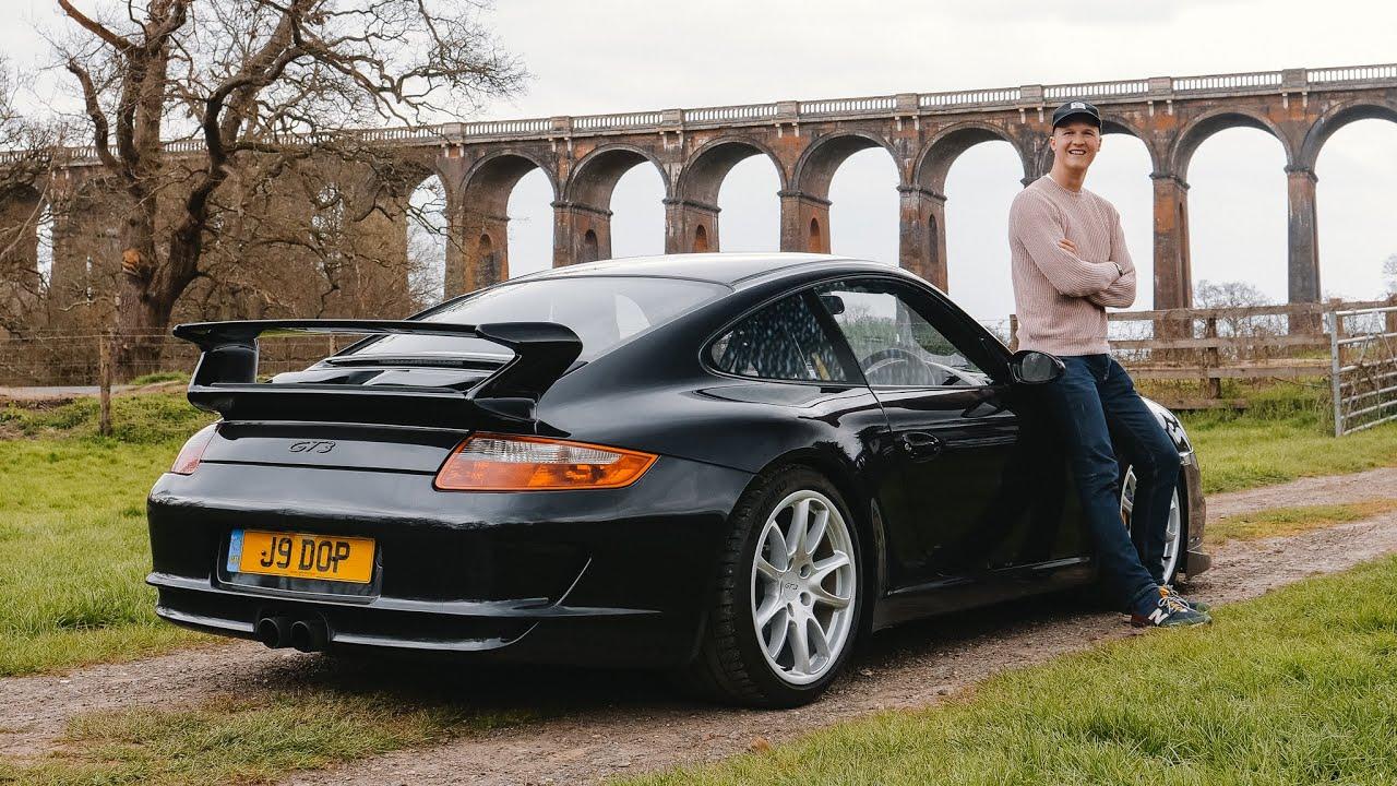 The 175,000 mile Porsche 911 GT3!