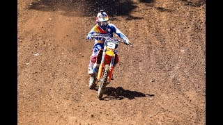 With David Pingree sidelined for the final round of the FMF 125 Dre...