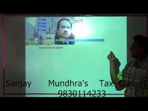 Sanjay Mundhra- Excise(Export)- Rule 18