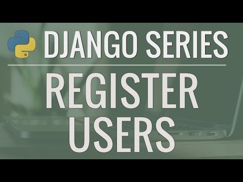 Python Django Tutorial: