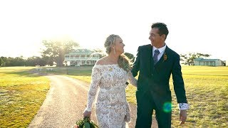 Lydia & Glen Wedding Highlights