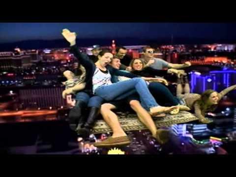 Las Vegas 2011 - Study Abroad Group