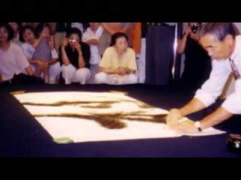 黒田光岳遺作展OpningMovie | Kougaku Kuroda Posthumous work exhibition Movie