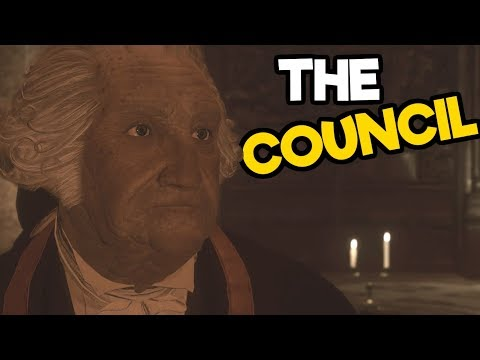 The Council PC Gameplay #2 - Do As George Washington Says