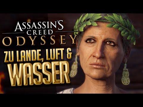 ASSASSIN'S CREED ODYSSEY ⚔️ 003: Über Stock und über Stein