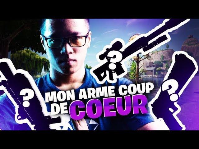 MON ARME COUP DE COEUR SUR FORTNITE