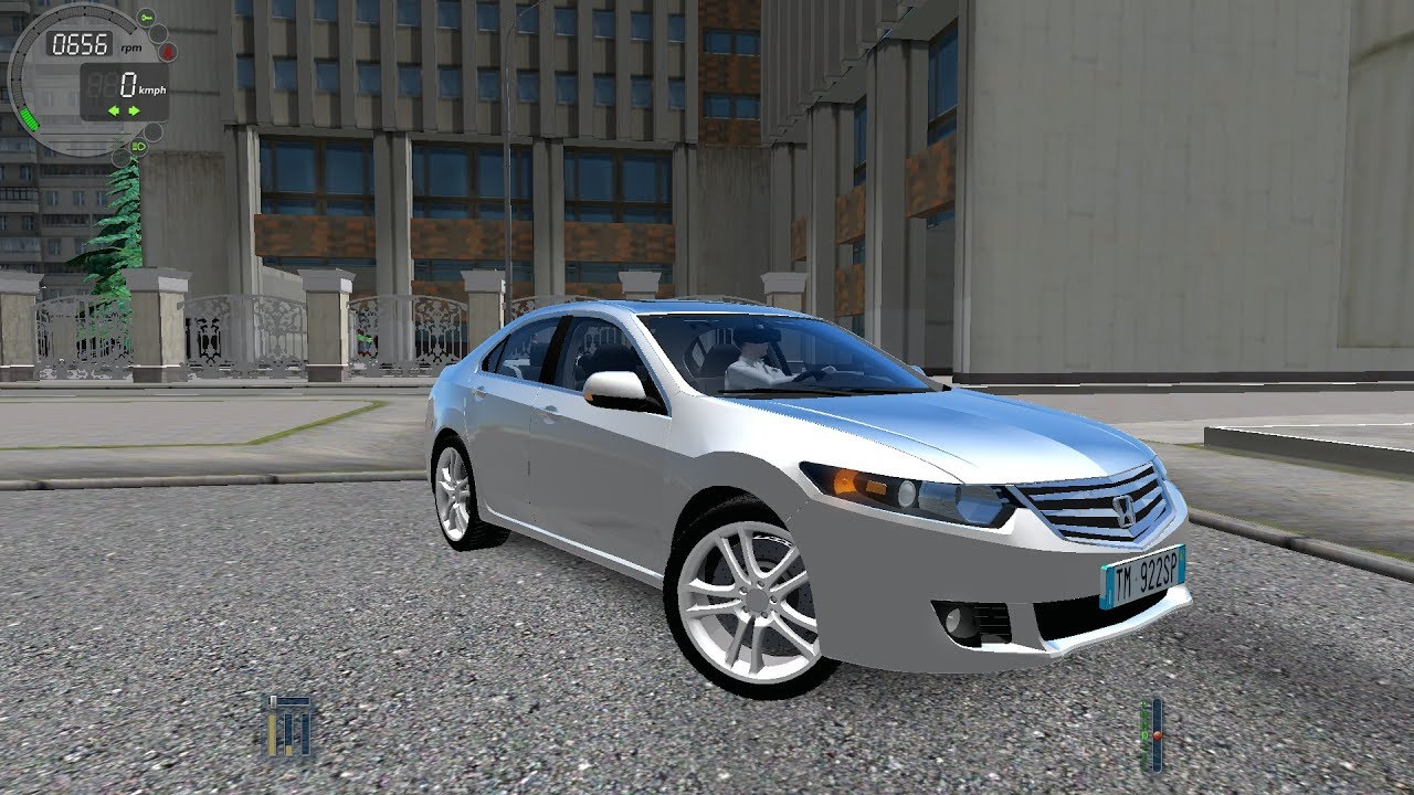 City Car Driving 1 5 4 Honda Accord 2010 G27