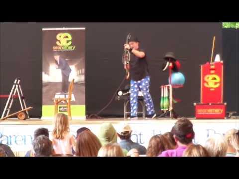 Minnesota State Fair 2016 - Juggler Sean Emery's 25th Show