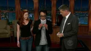 TLLS Craig Ferguson - 2013.02.11 - Cold Open and Monologue