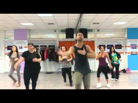 LOCO Enrique Iglesias feat Romeo Santos  Andrea Stella Dance Fitness 2016