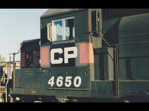 CP In Southwestern Ontario In The 1990's - Volume 7