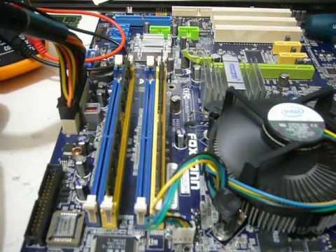 FOXCONN 945G7AD LAN DESCARGAR DRIVER