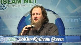 Do Good People go to Hell? - LECTURE - Abdur-Raheem Green - NORWEGIAN GIRLS CONVERTS TO ISLAM