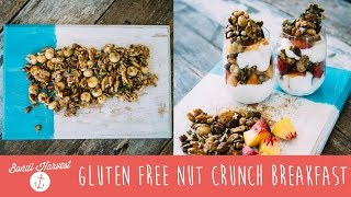 How To Make Gluten Free Nut Crunch Breakfast Trifle Cups