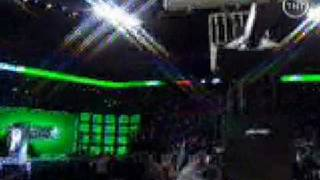"Dwight Howard NBA 2009 Dunk Contest Dunk 2 ""Superman"""