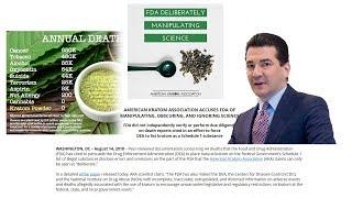 "American Kratom Assoc Accuses the FDA of Pushing ""Junk Science"" to Demonize Kratom"