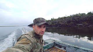 Лодка река спиннинг Что может быть лучше Рыба с глубины