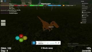 Jouer Dinosaur Simulator (ROBLOX)