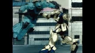 gouf vs ez8 best fight scene ever made