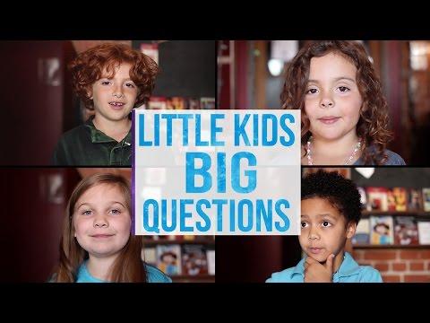 Meet the Experts | Little Kids. Big Questions.