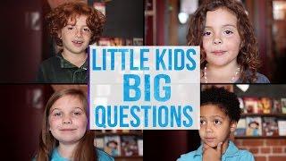 Little Kids. Big Questions. | Meet the Experts
