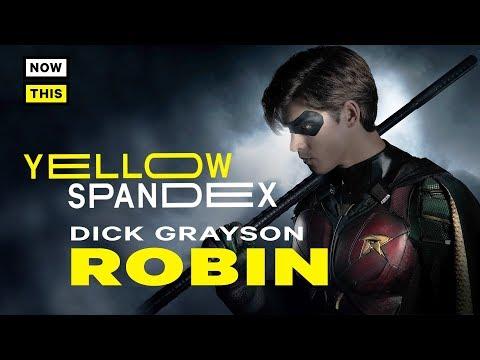 The Evolution of Robin (Dick Grayson) | Yellow Spandex #20 | NowThis Nerd
