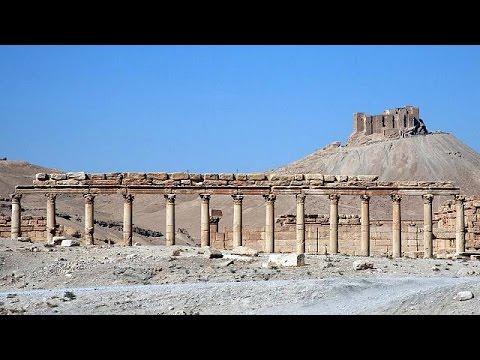 Terroristas decapitan en Palmira a destacado arqueólogo sirio