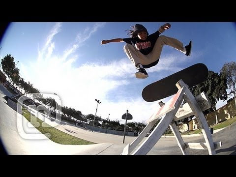 Skateboard Montage