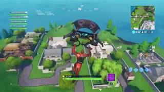 FORTNITE Playing With Subs & Squad Snipes! (USE CODE: OUTSIDER_JR)