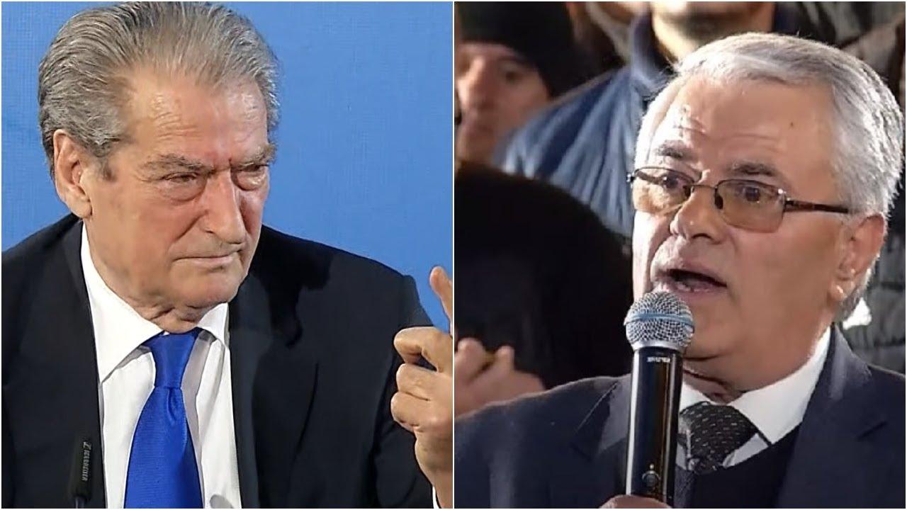 """Download Demokrati """"gozhdon"""" Berishen: S'e ndihmojme PD duke thene """"marsh nga ditet tona""""   ABC News Albania"""