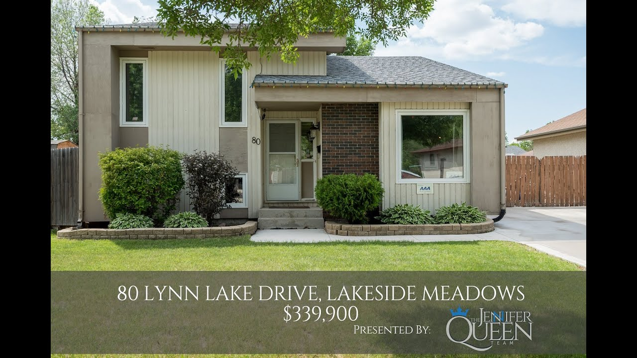 Max 80 Winnipeg >> 80 Lynn Lake Drive Jennifer Queen Winnipeg Realtor With Re Max Professionals