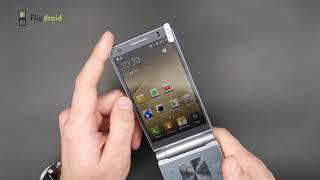 Быстрая раскладушка на Андроиде Changhong A600!